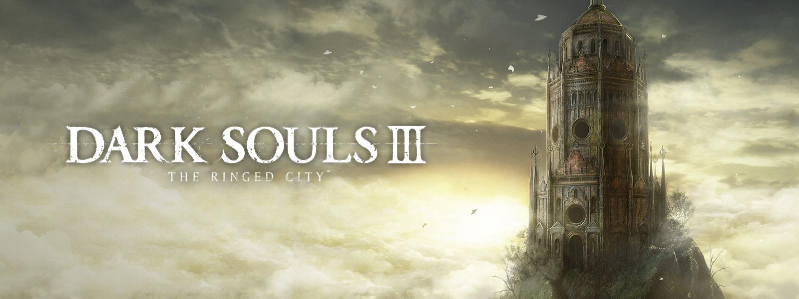 Contenu à télécharger de Dark Souls 3 The Ringer City
