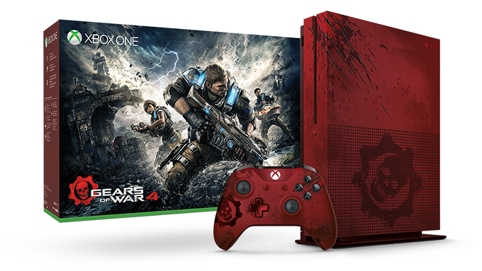 The Ultimate Gears of War 4 Bundle has emerged.