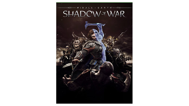Middle earth Shadow of War Standard Edition
