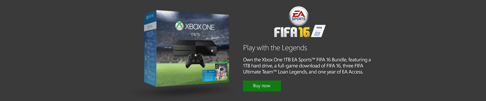FIFA 16 bundle