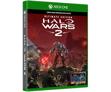 Halo Wars 2 Deluxe