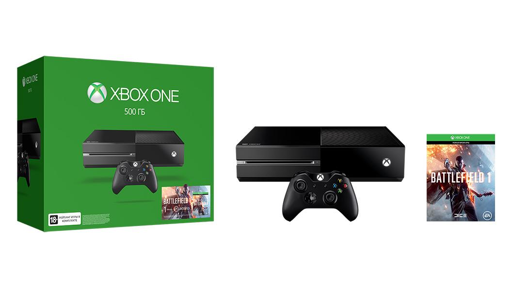 Комплект XboxOne