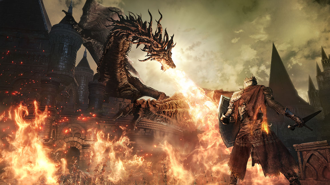 Dark Souls III – Ancient Wyvern