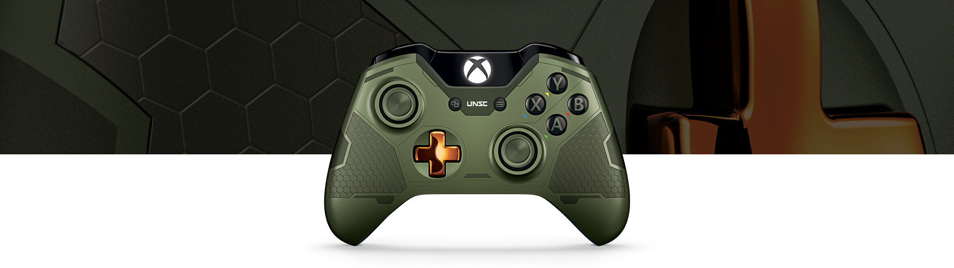 Xbox One Limited Edition Halo 5: Guardians – the Master Chief Wireless Controller