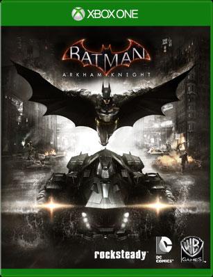 Batman Arkham Knight box shot