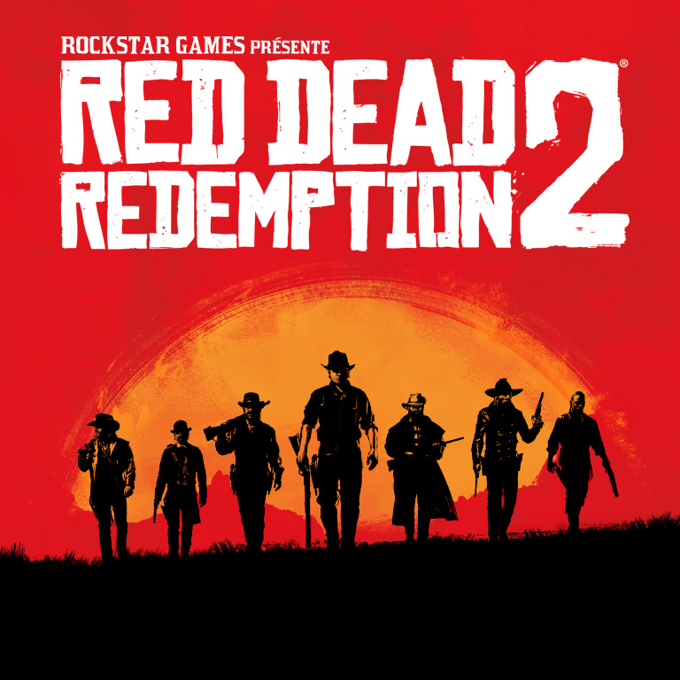 Illustration promotionnelle pour Red Dead Redemption 2