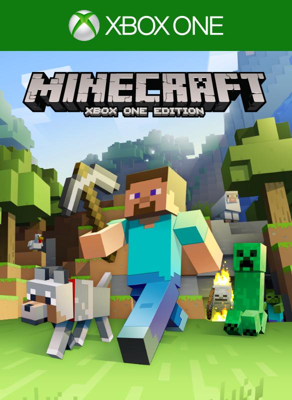 Minecraft: Xbox One Ed.