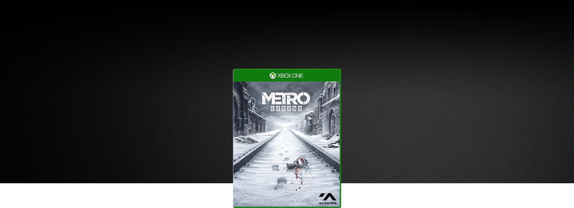 Metro Exodus – zdjęcie opakowania