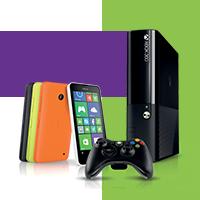 Paquete Xbox 360 de 4GB + Nokia Lumia 630
