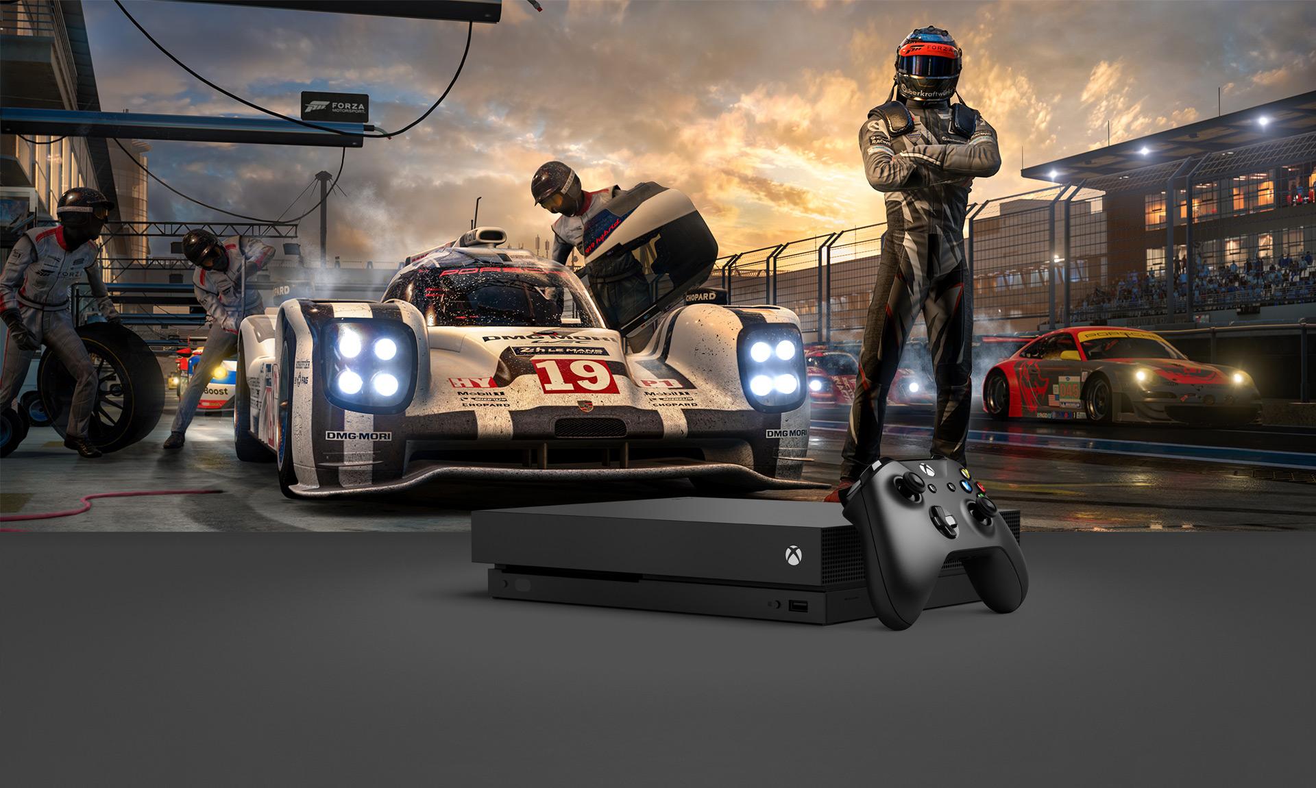 Blade 4K de Forza Motorsport 7