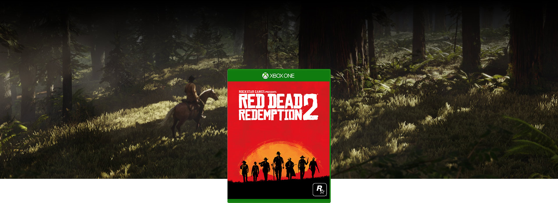 Red Dead Redemption 2 coverbilde