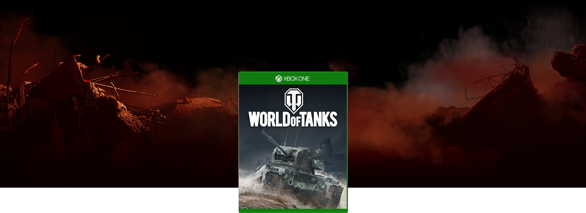 World of Tanks 包裝圖