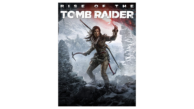 Rise of the Tomb Raider Standard Edition Boxshot