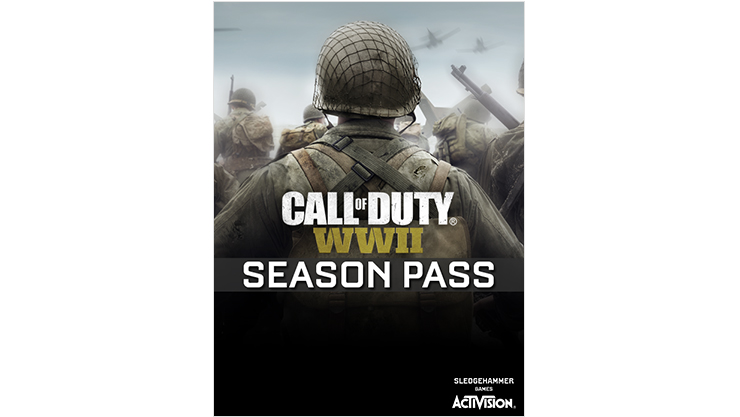 Call of Duty Season Pass, bild på förpackning