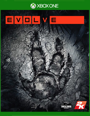 Evolve Pre-order Edition box shot