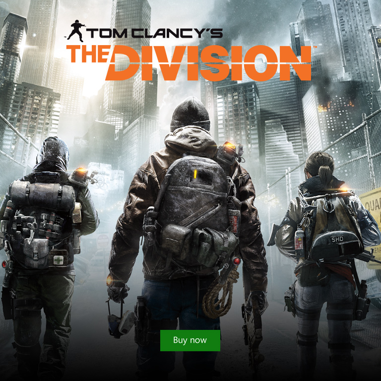 The Division on Xbox One