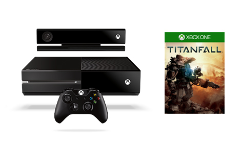 Paquete Xbox One + TitanFall