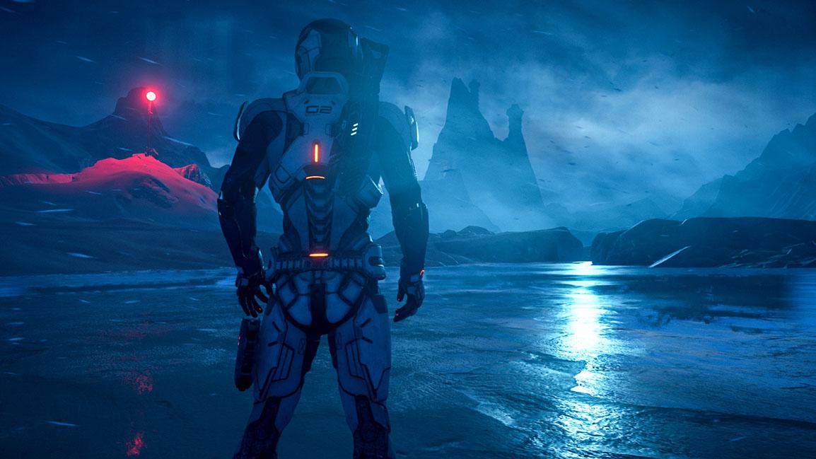 Exploring a dark planet