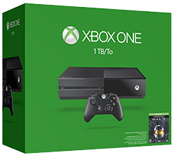 Xbox One 1TB Master Chief Collection Bundle Console