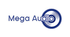 Mega Audio logo