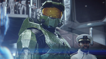 Halo MCC Sanctuary Reveal