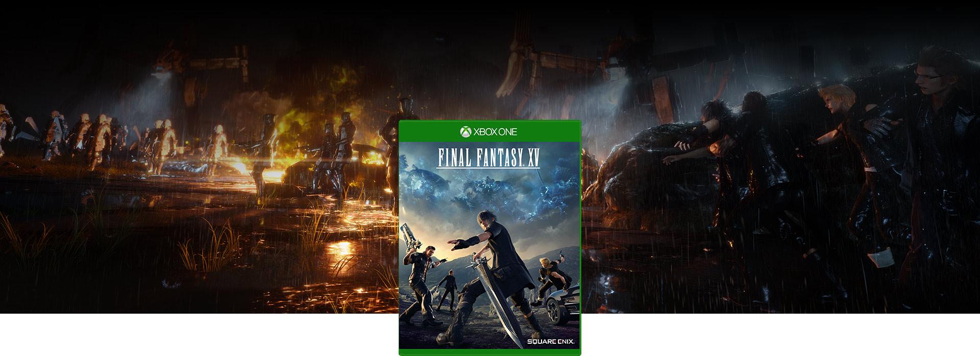 Final FantasyXV