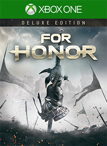 For Honor Deluxe Edition boxshot