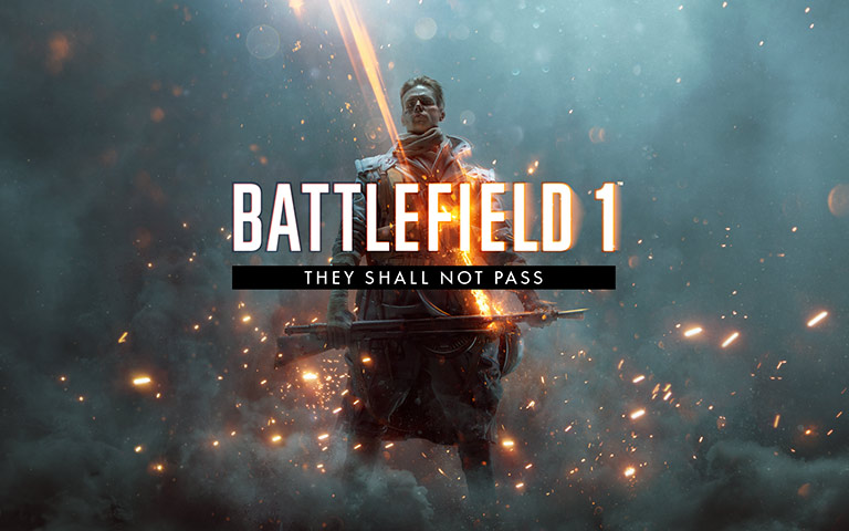 Battlefield 1 They Shall Not Pass DLC on Xbox One