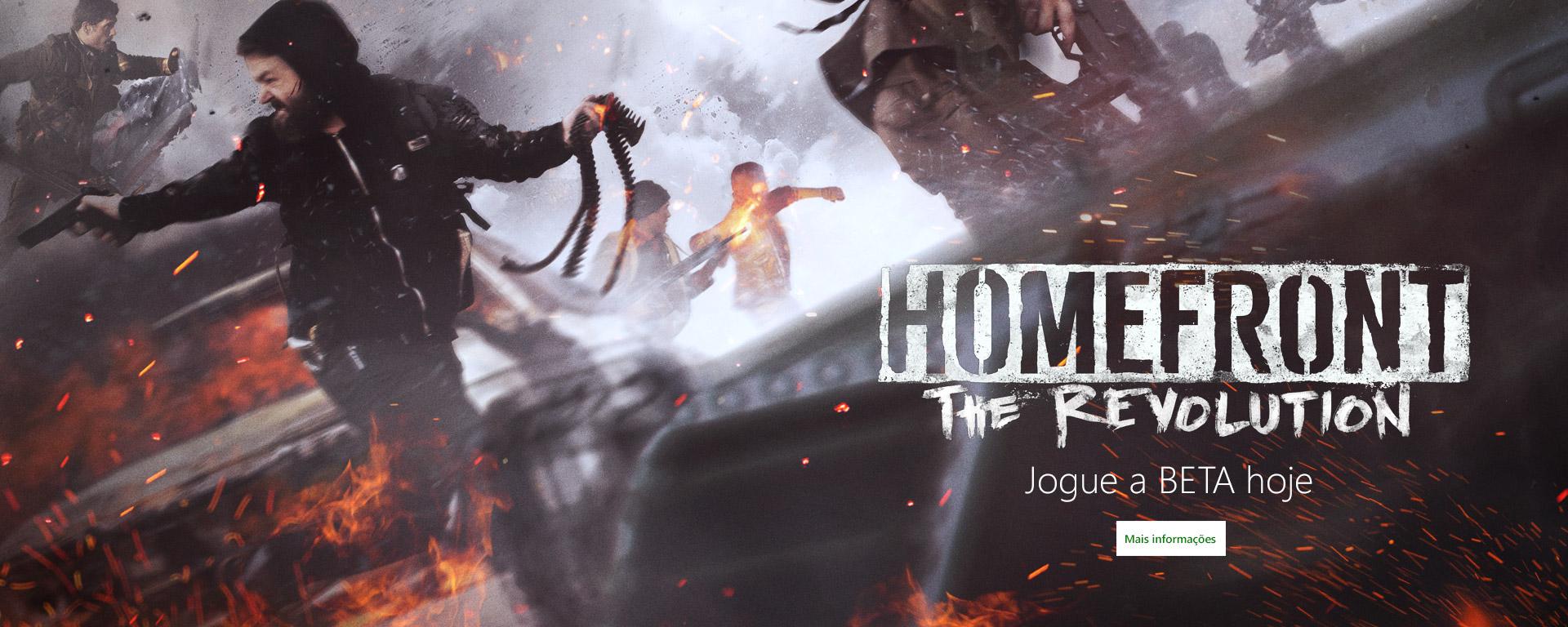 homefront beta