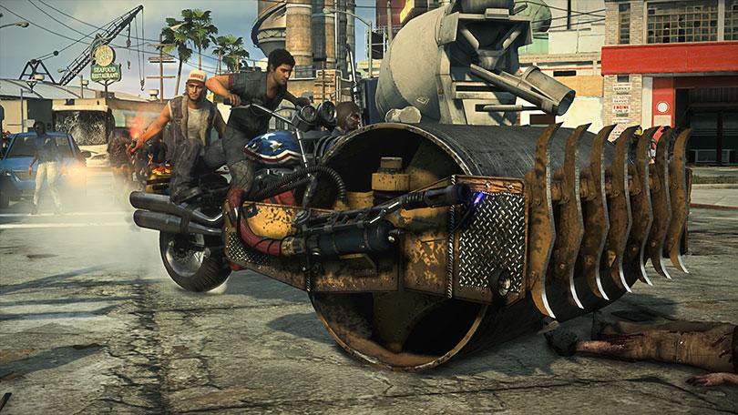 Dead Rising 3 Rollerhawg screenshot