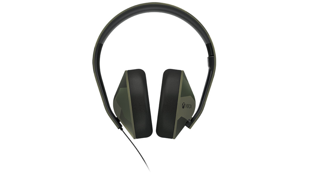 Armed Forces Headset sett forfra