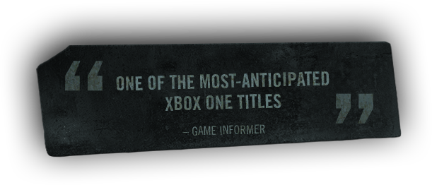 One of the most-anticipated Xbox One titles