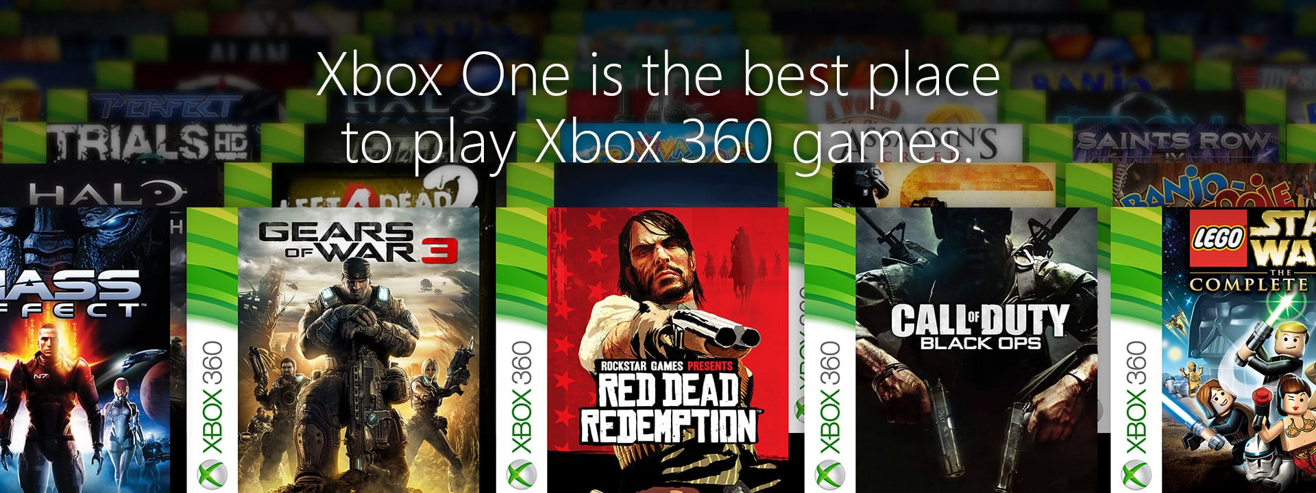 Xbox 1 Games Com : Xbox one backward compatibility