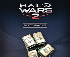 Halo Wars 2 9 Blitz Packs