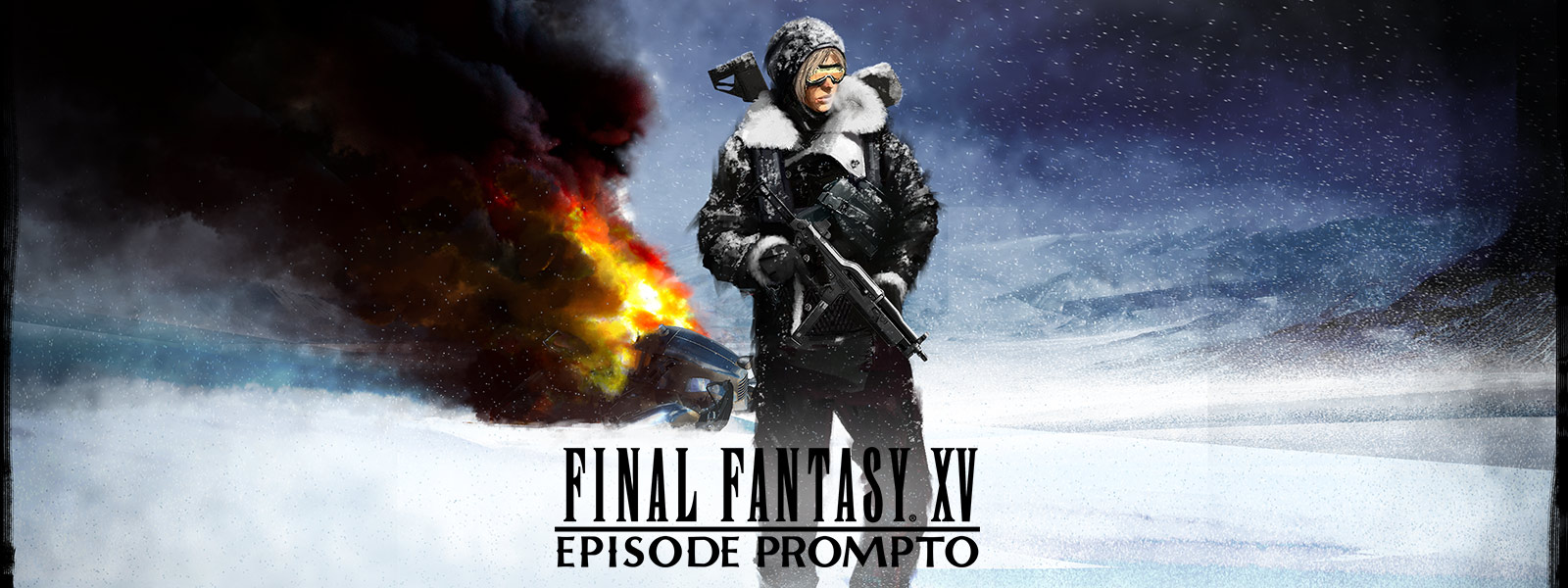 FINAL FANTASY XV: Episode Prompto