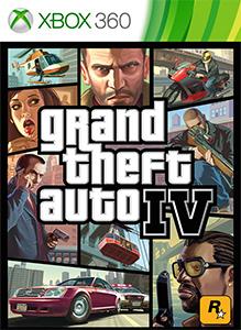 GTA IV boxshot