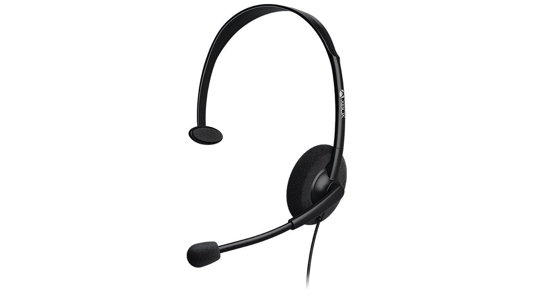 Headset do Teclado para Bate-papo Xbox (incluso)