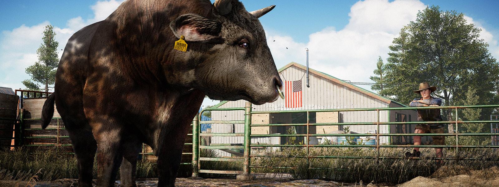 Far Cry 5 Bull
