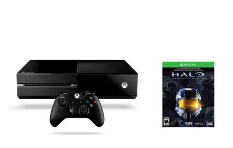 Xbox One 主機