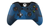 Special Edition Midnight Forces Wireless Controller front view thumb
