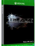 Final Fantasy XV box shot