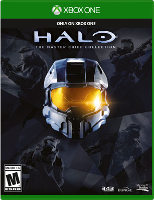 Halo: The Master Chief Collection box shot