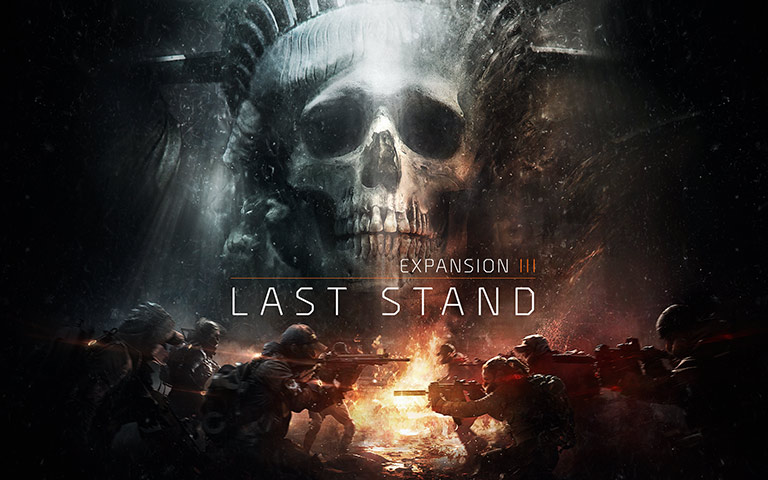 The Division Expansion 3 Last Stand para Xbox One