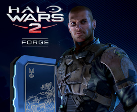 Halo Wars 2 Forge Leader Pack