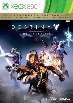 Destiny box shot