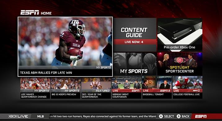 Xbox 360 sports
