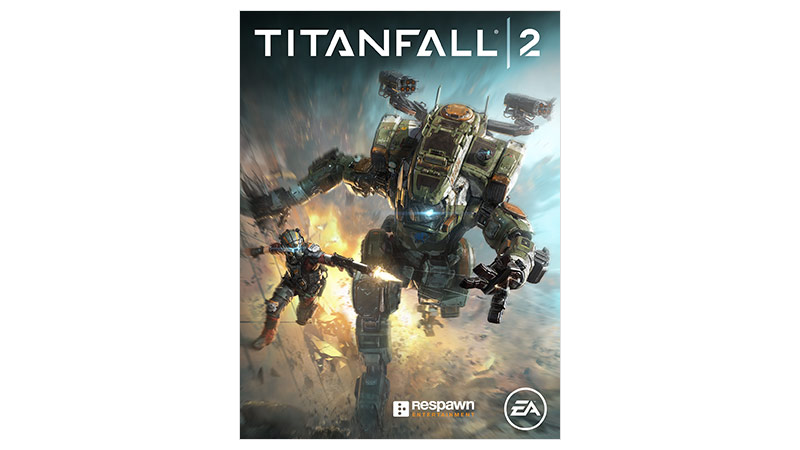 Titanfall 2 Standard Edition – Verpackung