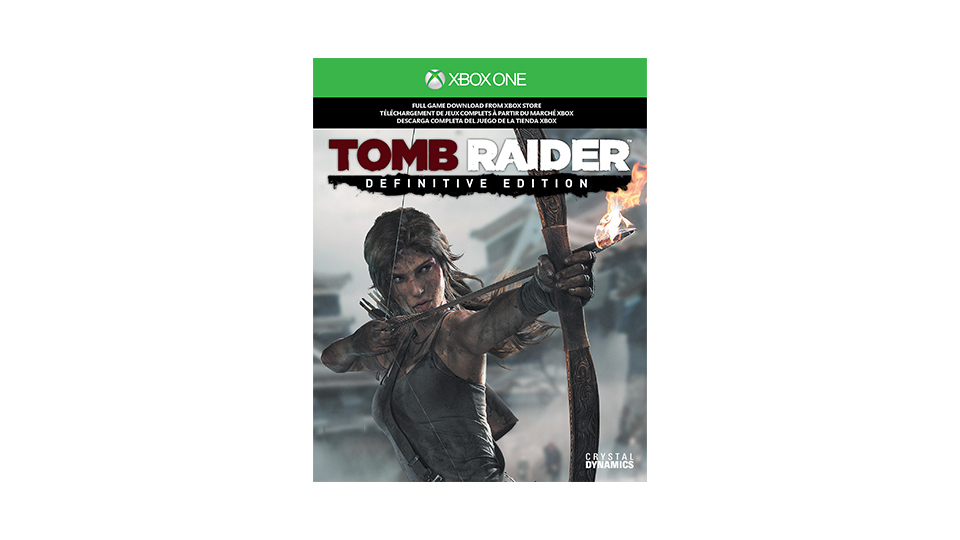Tomb raider Definitive Edition Token