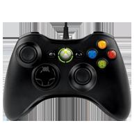 Control Alámbrico para Xbox 360