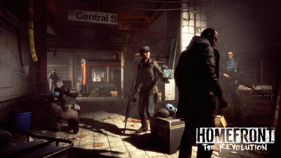 Homefront: The Revolution screenshot 03